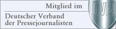 Logo Deutscher Verband der Pressejournalisten