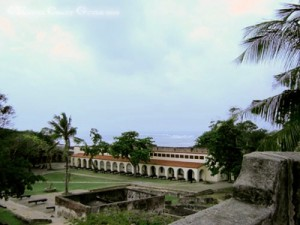 Fort Jesus, Mombasa. First portuguese Fortress in Eastern Africa