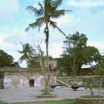 Exerzierplatz im Fort Jesus