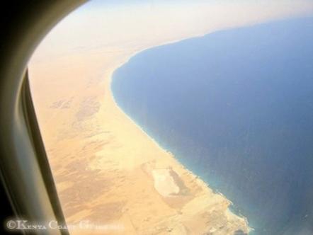 Libyen's Küste