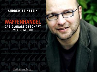 Andrew Feinstein – Waffenhandel, Verlag: Hoffmann und Campe