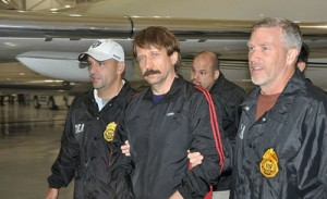 Viktor Bout arrested by DEA-Agents