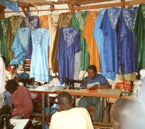 Clothing Donations Kill Jobs in Africa